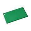 """Raspador gelo com tamanho cartão crédito """"Coro"""" - verde"""