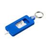 """Porta-chaves verificador rasto pneus """"Kym"""" - azul"""