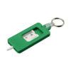 """Porta-chaves verificador rasto pneus """"Kym"""" - verde"""