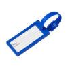 Etiqueta bagagem com janela River - azul