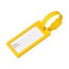 Etiqueta bagagem com janela River - amarelo