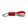 Porta-chaves Ad-Loop ® Mini - vermelho