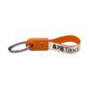 Porta-chaves Ad-Loop ® Mini - laranja