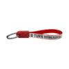 Porta-chaves Ad-Loop ® Standard - vermelho