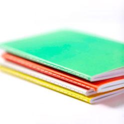 Colornote A5 | Bloco ecológico