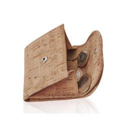 Duocork | Carteira porta-moedas