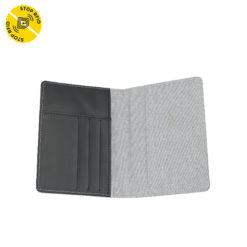 Flywall | Carteira para passaporte RFID
