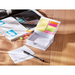 MEMOKIT | Bloco notas e notas adesivas