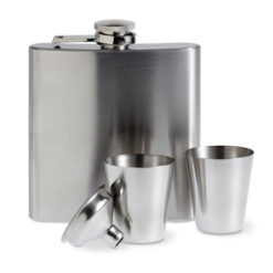 SLIMMY FLASK SET | Garrafa licor 175ml
