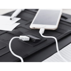 POWERFOLDY | Notebook com Powerbank A4