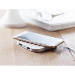 UNIPAD | Carregador Wireless com HUB