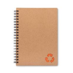 PIEDRA   Caderno espiral 70 folhas