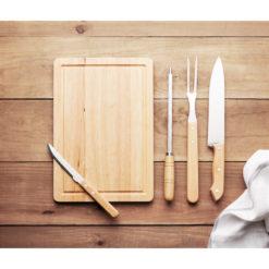 GRILLE | Set de 4 acessórios para BBQ