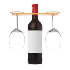 PORTEUR | Suporte para garrafa de vinho