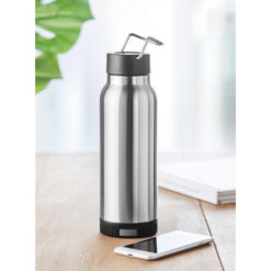 BOTTLE WIRELESS | Garrafa - Power bank 650ml