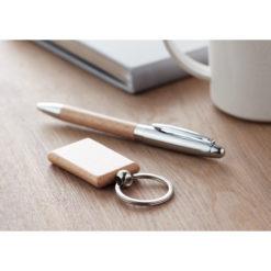 PEN & RING | Set porta-chaves e Esferográfica