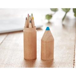PETIT COLORET | Set 6 lápis cor